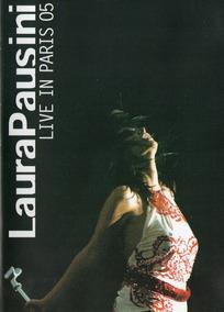 Dvd+cd Laura Pausini - Live In Paris 05