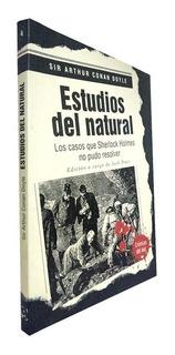 Estudios Del Natural - Sir Arthur Conan Doyle