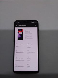 Smartphone Oneplus 6 8gb Ram 128gb Rom Android 9