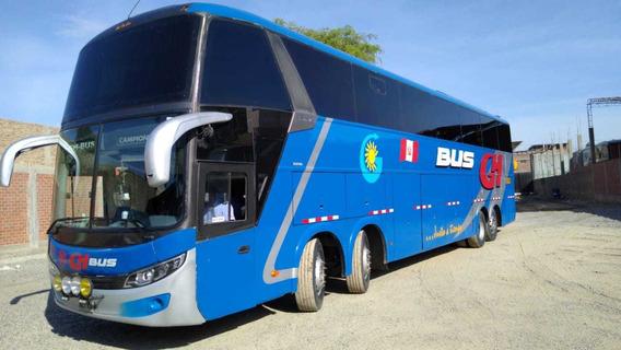 Bus Interprovincial Scania K380 M3