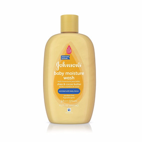Johnson´s Baby Moisture Wash Sabonete Líquido Infantil