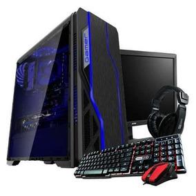 Pc Gamer Completo Core I5/ 8gb/ 1tb/ Gtx 1050ti / Wi-fi