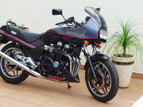Honda Cbx 750 Four Impecavel Baixa Km Raridade