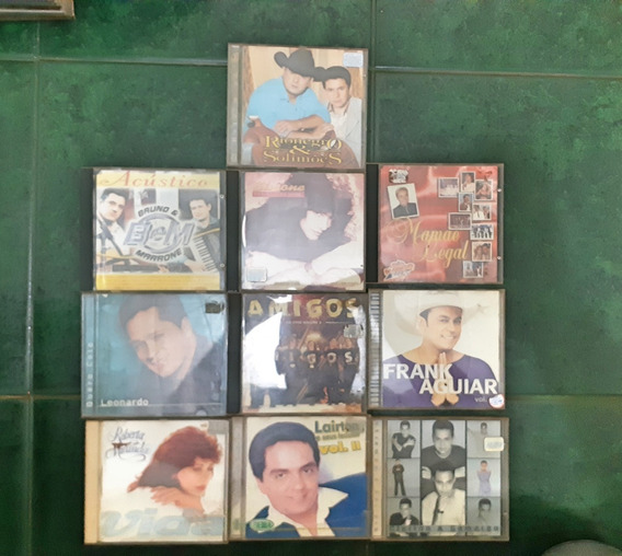 Lotes De Cd´s Originais