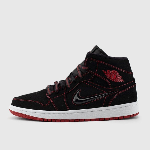 Tênis Air Jordan 1 Mid Fearless Come Fly With Me