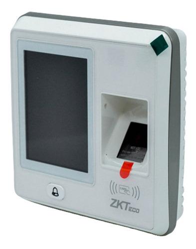 Control Acceso Magnetica Huella Zkteco Sf300id
