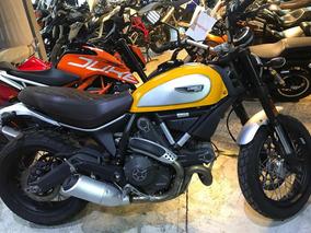 Motofeel Ducati Scrambler Classic 2016 (financiamiento)