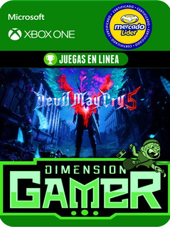 Dmc Devil May Cry 5 - Xbox One - Online/offline