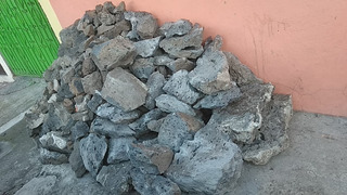 Piedra Volcánica