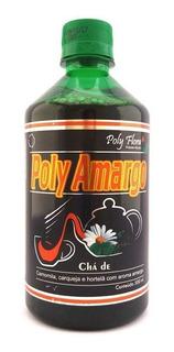 Composto Digestivo Poly Amargo 500ml - Poly Flora + Brinde
