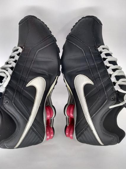 Tênis Nike Shox Junior 4 Molas Original Usado Em Bom Estado