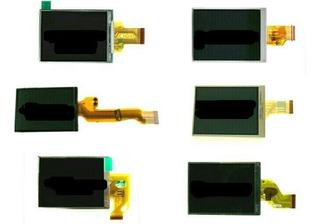 Display Lcd Camara Sony Samsung Panasonic Nikon Olympu Supli
