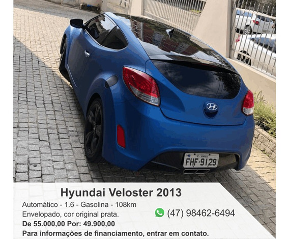 Hyundai Veloster 2013 1.6
