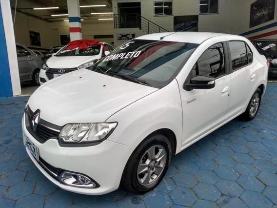 Renault Logan 1.6 Sl Exclusive Hi-power 4p Ano 2015