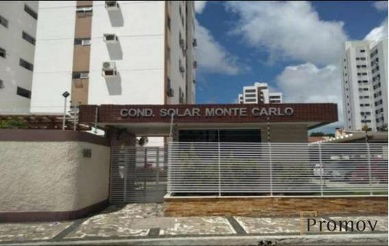 Apartamento Com 3 Dormitórios À Venda, 110 M² Por R$ 380.000,00 - Salgado Filho - Aracaju/se - Ap0799