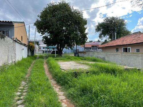 Terreno Padrão Em Curitiba - Pr - Te0033_brok