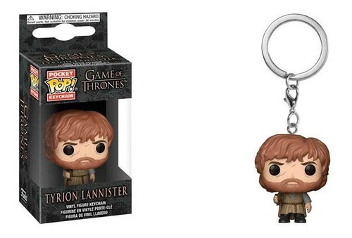 Funko Pop Keychain Game Of Thrones Tyrion Lannister Vdgmrs