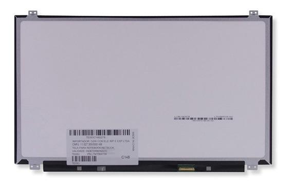 Tela 15.6 Led Slim Para Acer Aspire Es1-512-22kw Brilhante