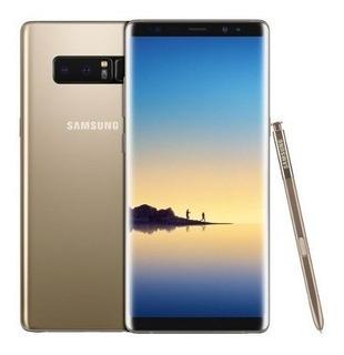 Smartphone Samsung Galaxy Note 8 Dourado 64gb Sm-n950f