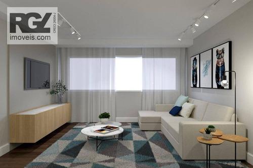 Apartamento À Venda, 108 M² Por R$ 1.530.000,00 - Itaim Bibi - São Paulo/sp - Ap6751