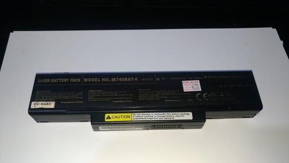 Bateria Notebook Intelbras I10 I11 I112 I14 I15 I20 Usada
