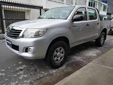 Toyota Hilux Doble Cabina 2.5 Turbo Diesel 4x4 Unico Dueño