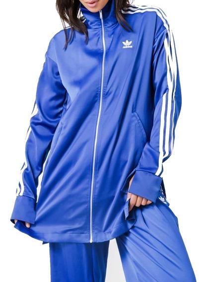 Campera adidas Originals Track Top Mujer Fsh Ltt Ce5496 5496
