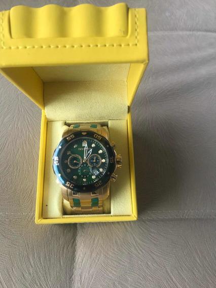 Relógio Invicta Lançamento Comprado Nos Eua Novo Na Caixa