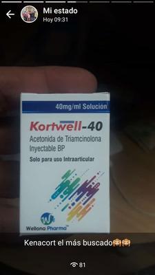 Kenacort Intraarticular
