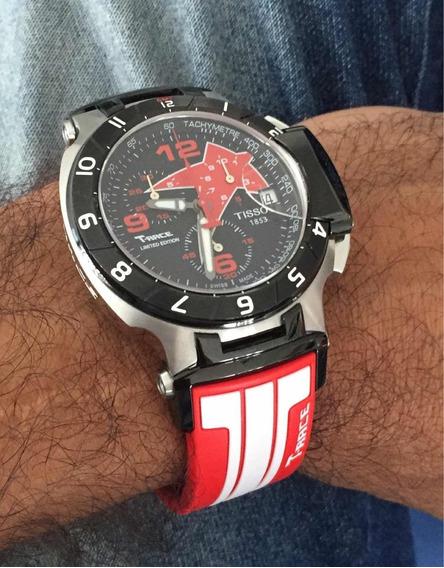 Relógio Tissot Moto Gp T-race Edição Especial Nicky Rayden
