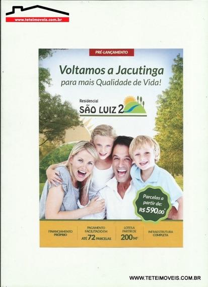 Terreno Em Jacutinga - 183