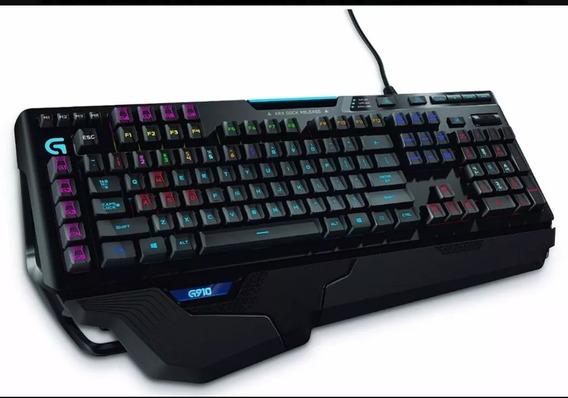 Teclado Gamer Logitech G910 Orion Spectrum Original