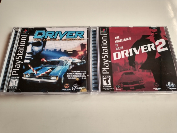 Driver Collection - Psone Patch Em Português