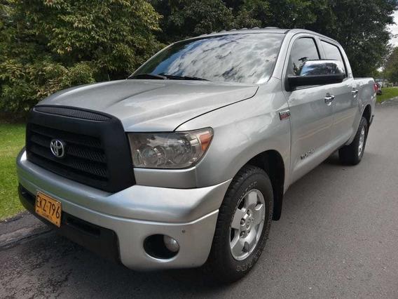 Toyota Tundra,limited,5.7. Aut,4x4 Techo.cuero Full Equipo