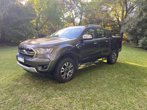 Ford Ranger 4x4 3.2l Diesel Limited At