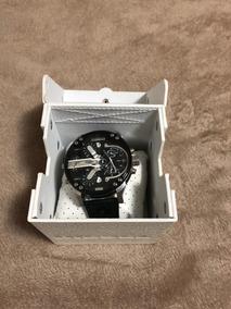 Relógio Analógico Diesel Dz7313 - Prateado & Preto
