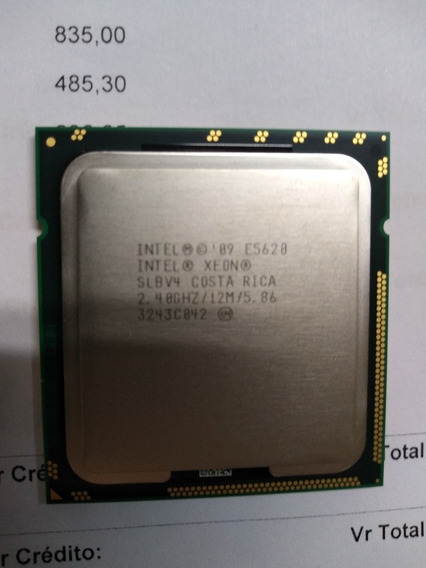 Processador Intel Xeon P Servidor E5620