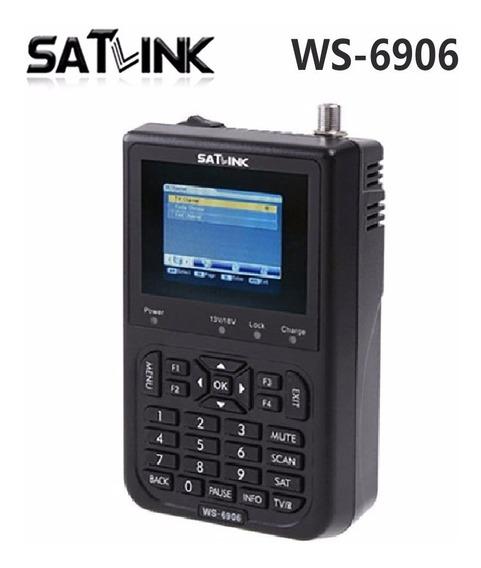Atualização Localizador De Satlink Ws 6906 Original 5.0 01/2
