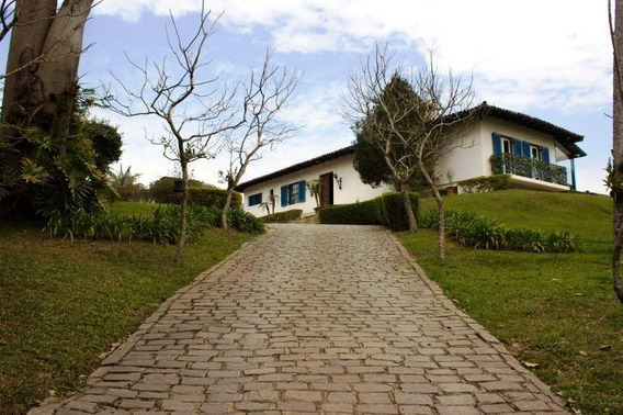 Casa Estilo Colonial, Espaçosa, Arejada, Iluminada, Venda - Miolo Da Granja - Cotia/sp - Ca2765