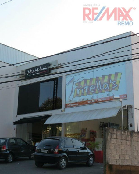 Salão Comercial À Venda, Jardim Brasil, Vinhedo - Sl0012. - Sl0012