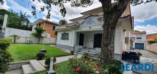 Imagem 1 de 7 de Casa Assobradada - Jardim Paulista  - Sp - 633167