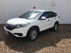 Honda Crv City Plus 2015 Blanco , Con Garantía