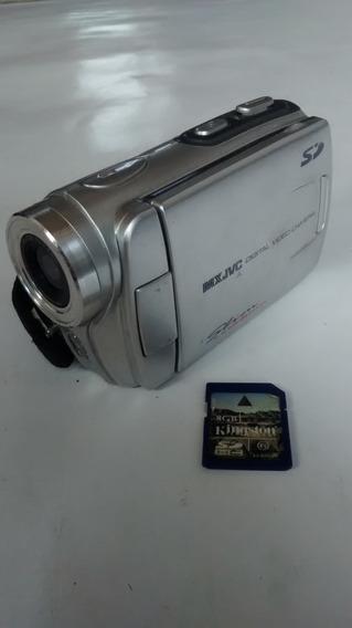 Camara Sd De Video Digital Jvc Con Memoria Sd