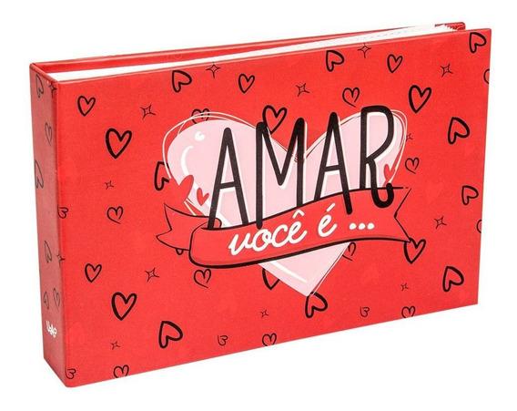 Állbum De Fotos 10x15 Petit Namorados Amor Casal