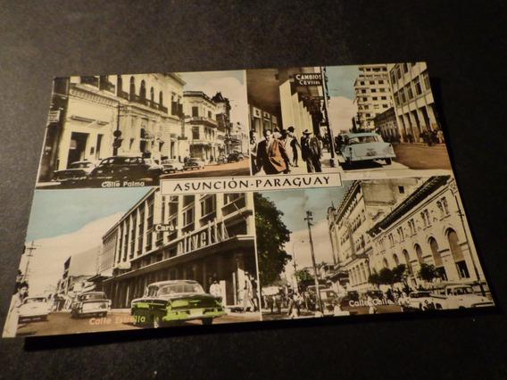 Paraguay- Asunción- 4 Vistas Diferentes- Foto G. Henning