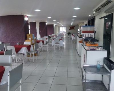Excelente Restaurante Montado E Funcionando Em Área Comercial Com Estacionamento - 191217rn - 33216548