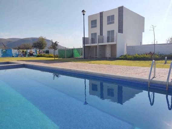 Casa Hermosa , Alberca ,pista De Jogging Canchas Deportiva