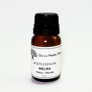 Aceite Esencial Melisa Puro Natural 10ml