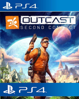 Outcast Second Contact Ps4 Udo