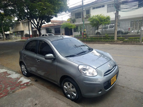 Nissan March Advance Full Equipo Excelente Estado 67500 Km